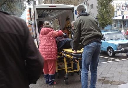 На Днепропетровщине женщина пыталась совершить самоубийство. Новости Днепра