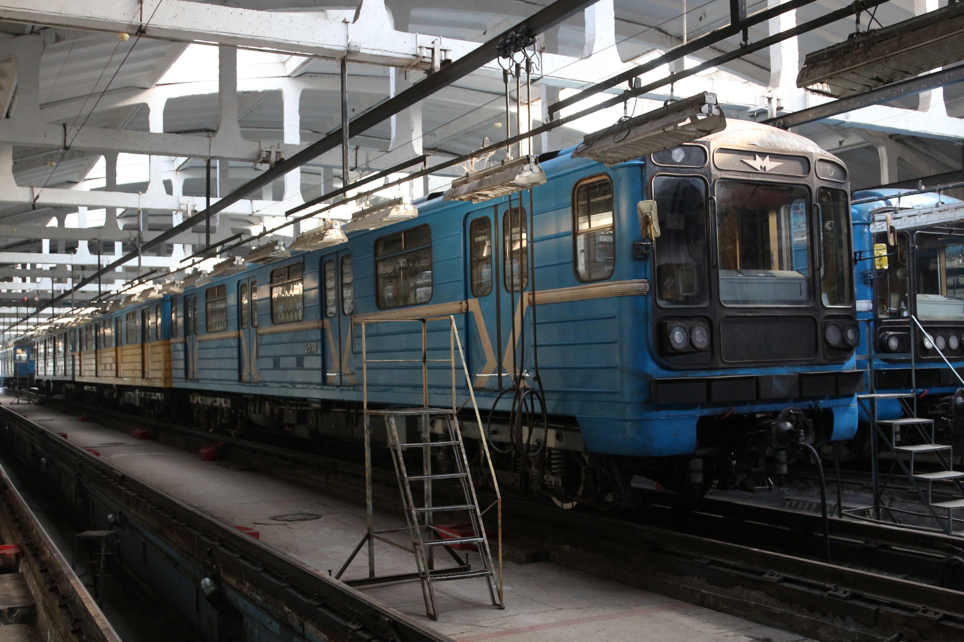 В Днепре рассказали о ремонте вагонов метро. Новости Днепра