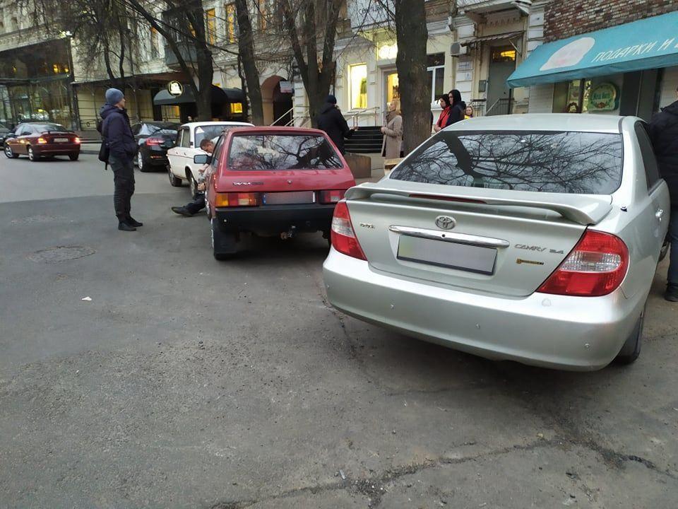В центре Днепра избили пожилого мужчину. Новости Днепра