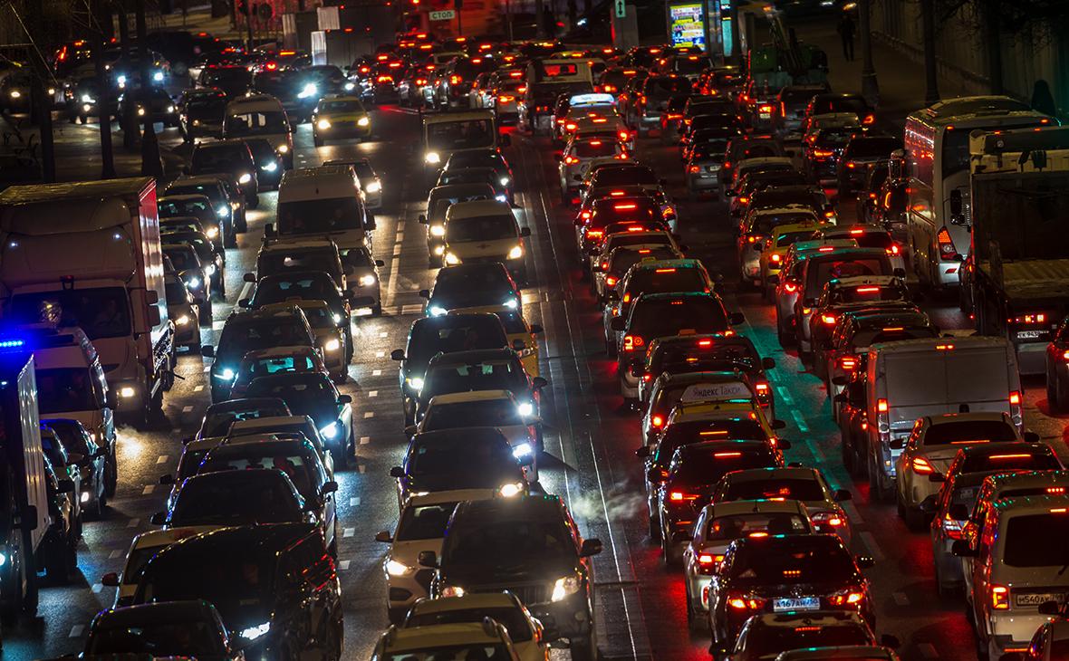 ДТП на Новом мосту: Днепр стоит в огромных пробках. Новости Днепра