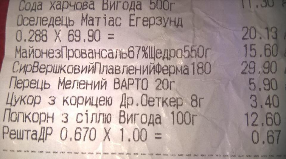 «Черная пятница» в Днепре: в супермаркете продавали испорченные продукты. Новости Днепра