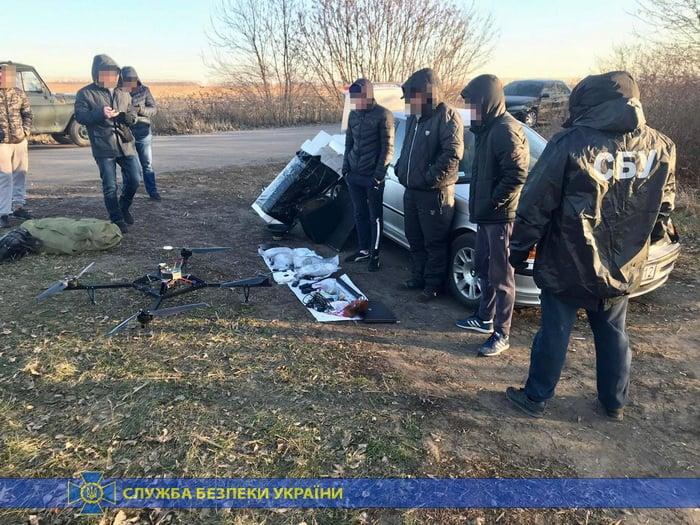 Новые технологии в наркобизнесе: «товар» через границу переносили дроны. Новости Днепра