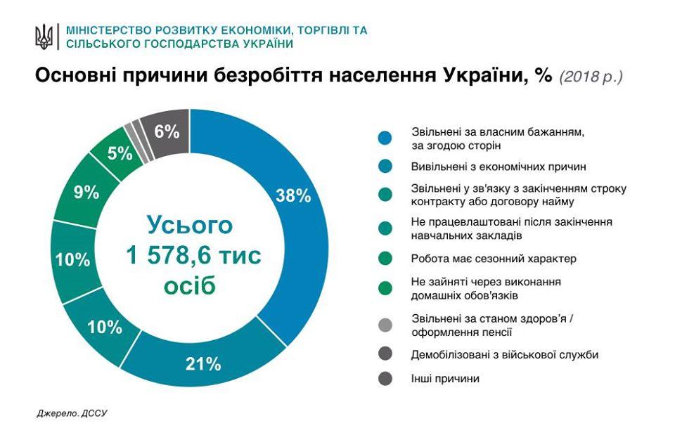 Сокращения и некачественное образование: почему украинцы сидят без работы. Новости Украины