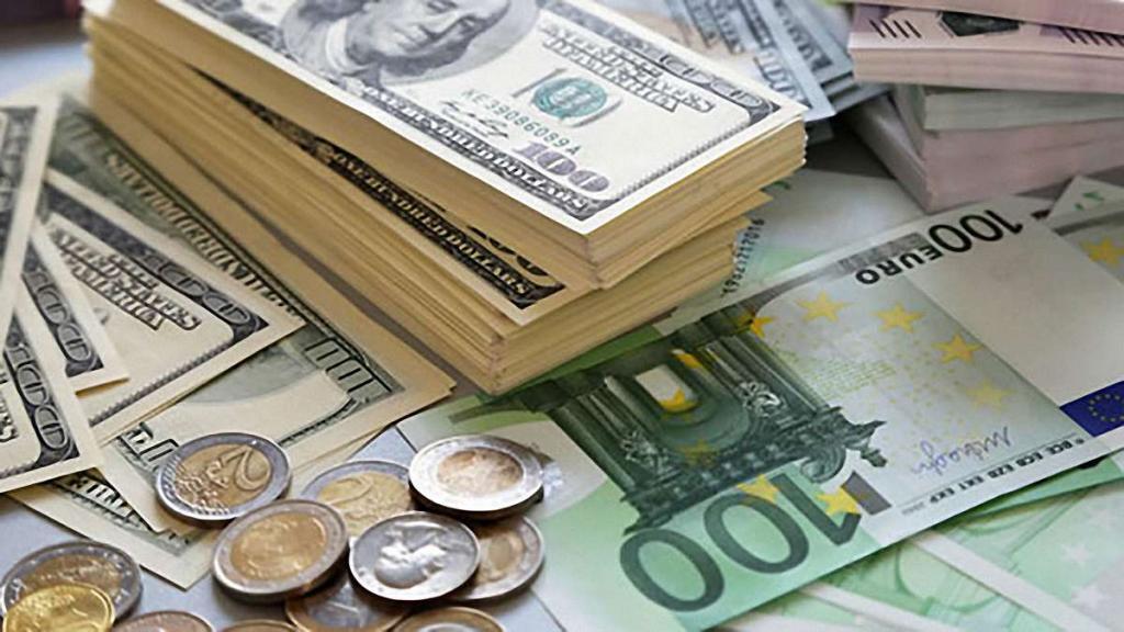 Все дальше вниз: курс валют на 15-е ноября. Новости Украины