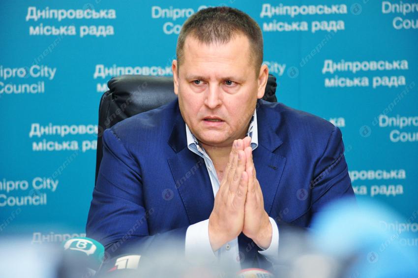 Филатов о подорожании проезда в Днепре. Новости Днепра