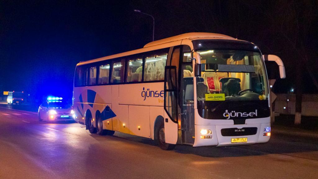 Рейсовый автобус сбил женщину: розыск свидетелей ДТП в Днепре. Новости Днепра