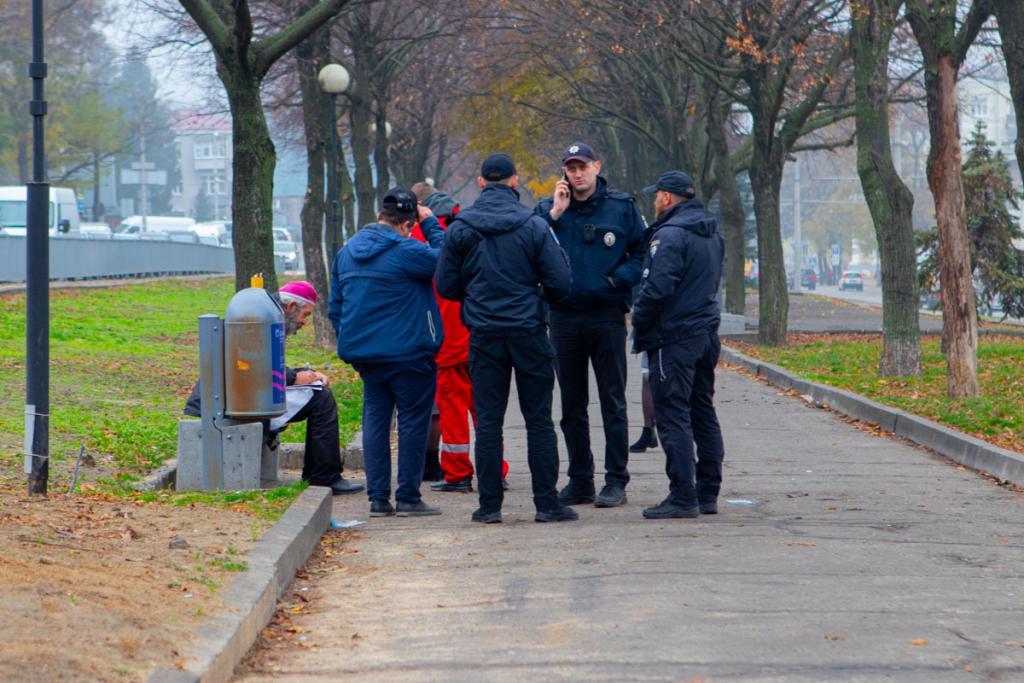 В Днепре на пешеходном переходе сбили женщину. Новости Днепра