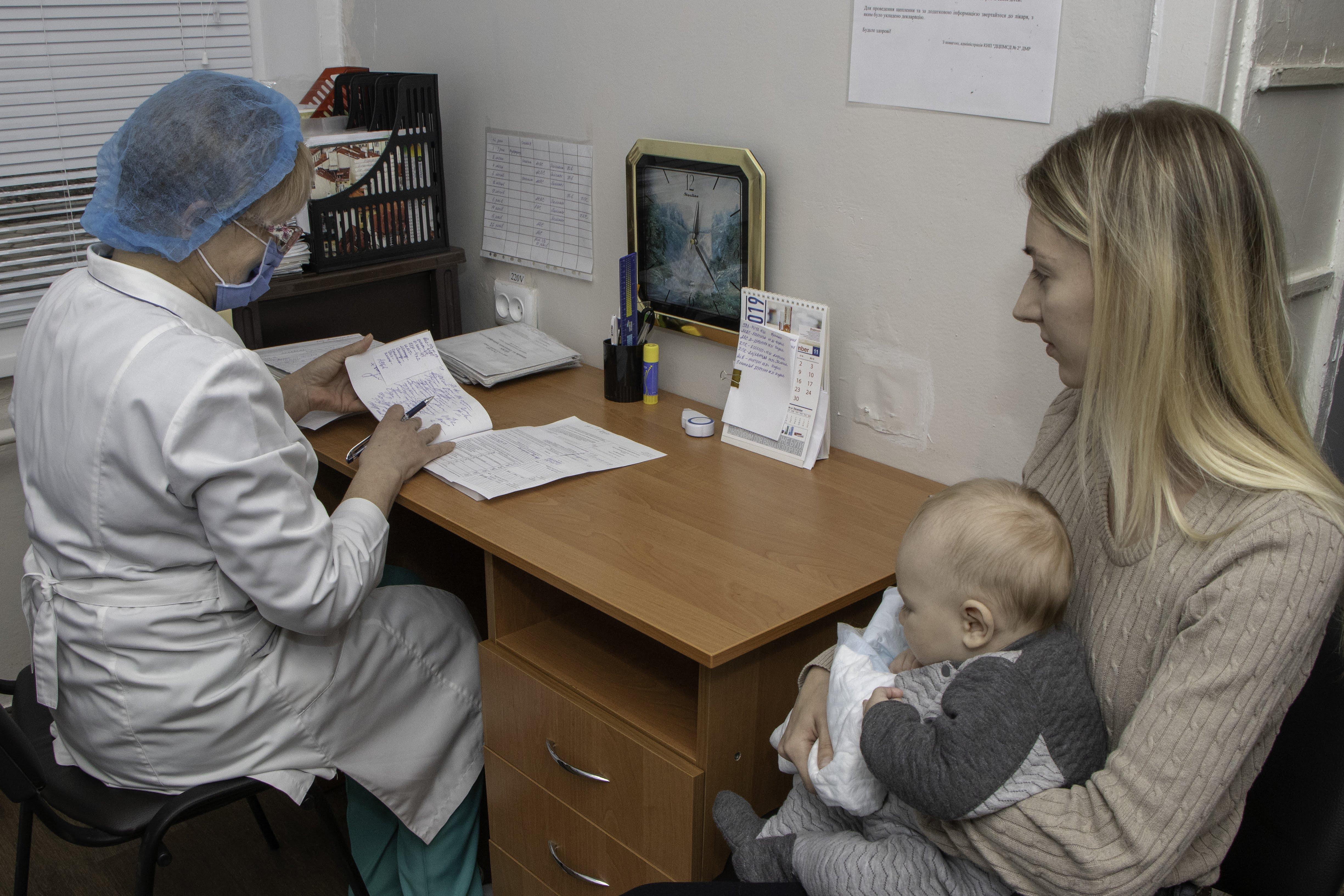 Вакцины необходимы: жителям Днепра напомнили о важной составляющей здоровья детей. Новости Днепра