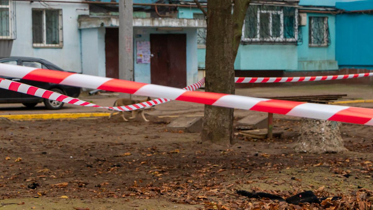 В Днепре мужчина погиб от взрыва гранаты. Новости Днепра