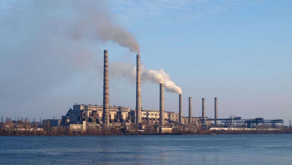 Простой Приднепровской ТЭС не угрожает прекращением поставок тепла днепрянам. Новости Днепра