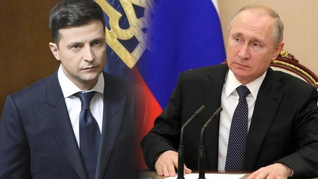Телефонный разговор Зеленского и Путина: что обсудили. Новости Украины