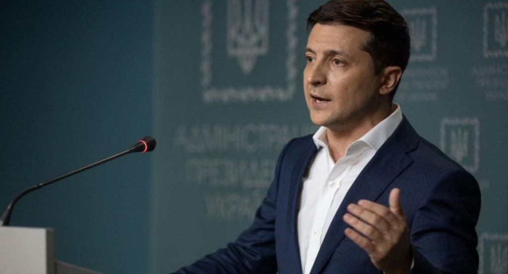 Зеленский рассказал о «большом обмане в Конституции» и анонсировал референдум. Новости Украины