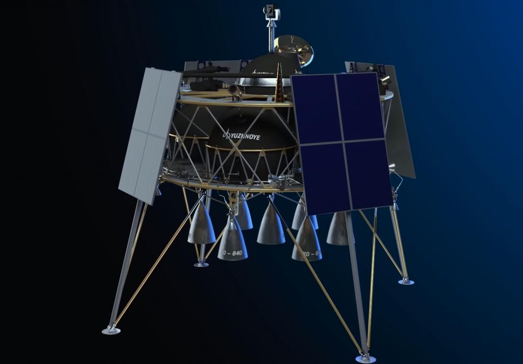 В Днепре разработали космический аппарат для исследования Луны. Новости Днепра