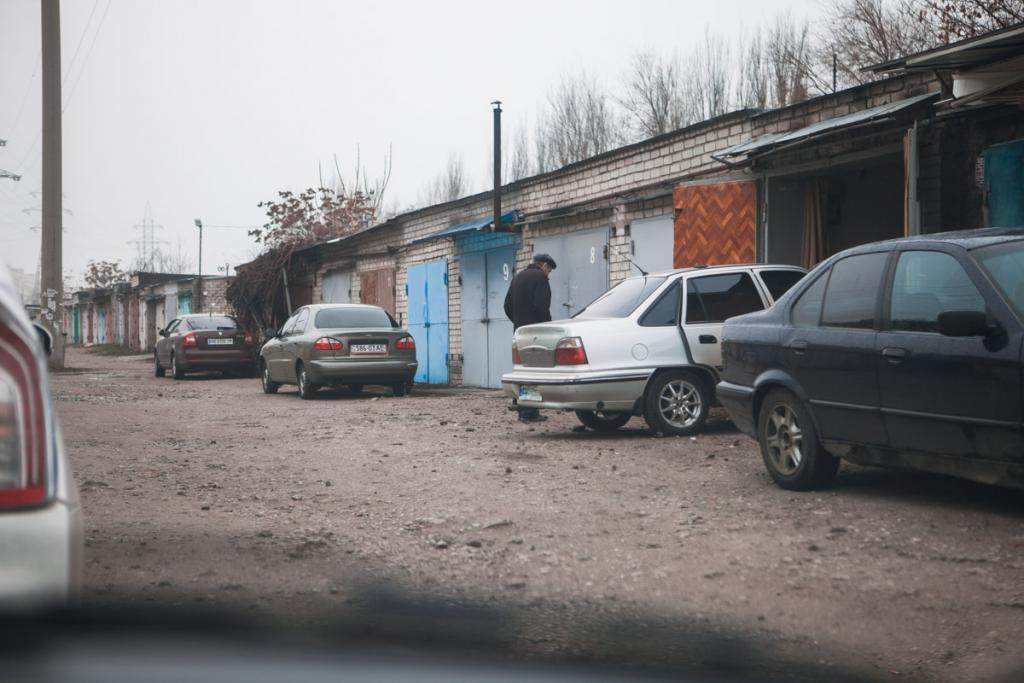В гаражном кооперативе в Днепре нашли труп мужчины. Новости Днепра