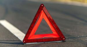 Мотоциклист сбил дорожника. Новости Днепра