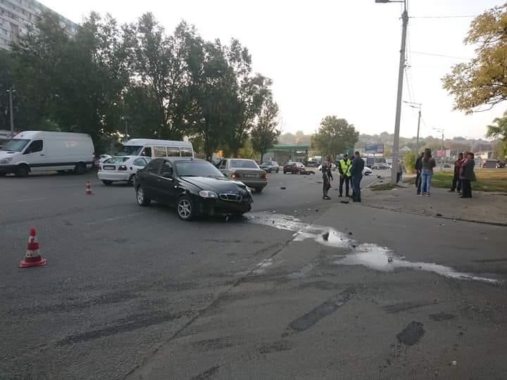 Полиция ищет свидетелей ДТП с пострадавшим. Новости Днепра