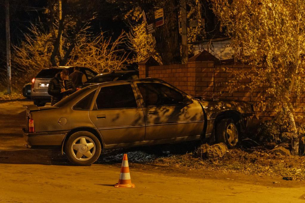 ДТП на перекрестке в Днепре: есть пострадавший. Новости Днепра