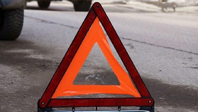 В результате аварии пострадала девушка. Новости Днепра