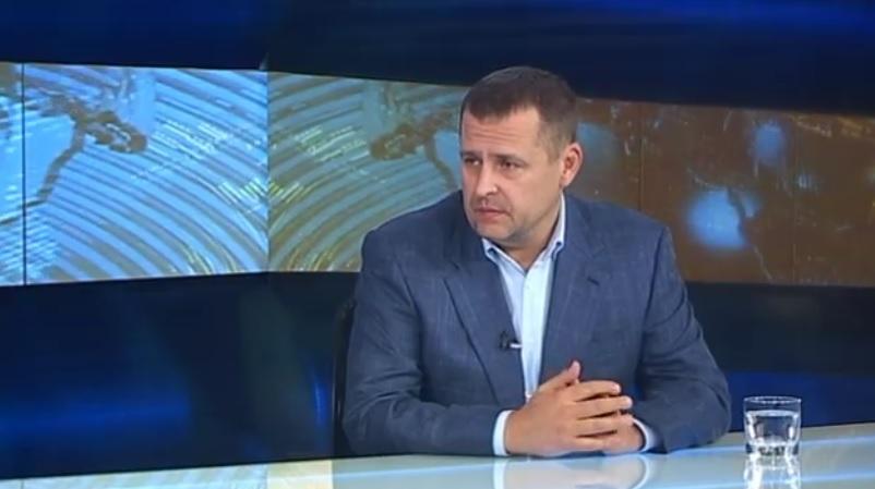 Борис Филатов дал интервью 9-му телеканалу. Новости Днепра