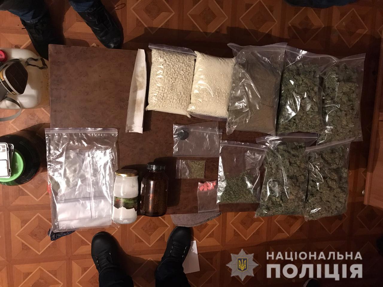 В Днепре парень продавал наркотики из-за сериала. Новости Днепра