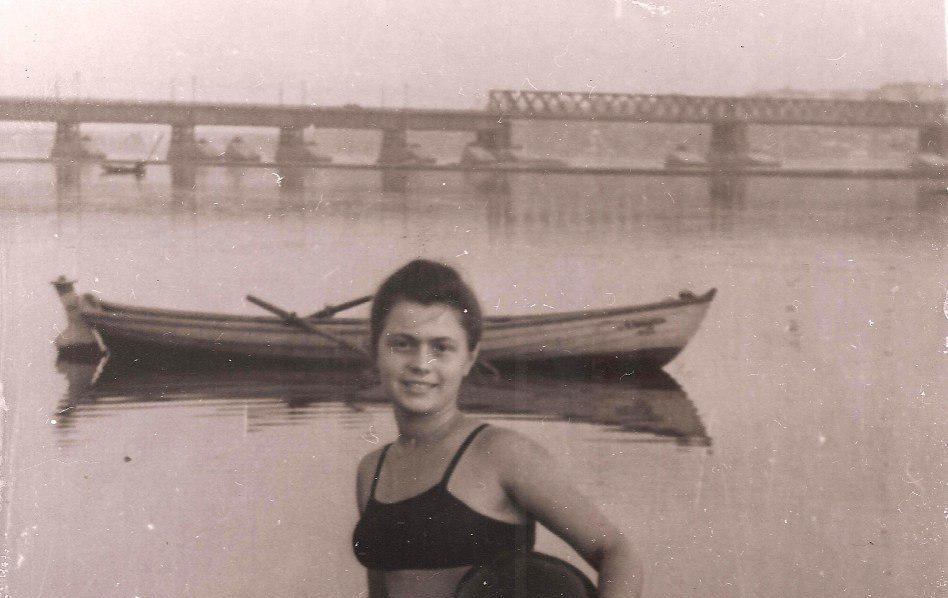 Уникальные фото деревянного моста в Днепре. Новости Днепра
