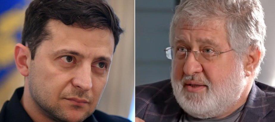 Зеленский ответил на слова Коломойского о «дружбе с Россией». Новости Украины