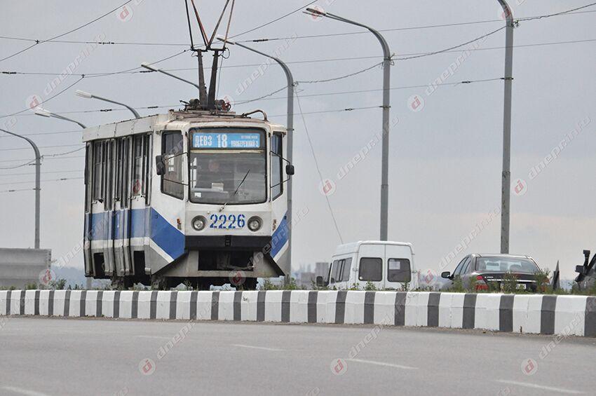 Завтра трамваи Днепра закончат работу раньше: график. Новости Днепра