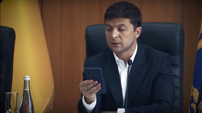 Зеленский заявил, что «Государство в смартфоне» поможет в борьбе с коррупцией. Новости Украины