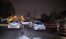 Ночная стрельба на парковке в Днепре: подробности
