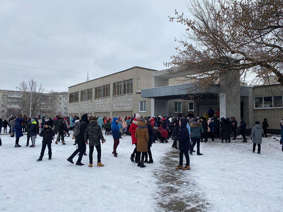 В области срочная эвакуация школы: подробности. Новости Днепра