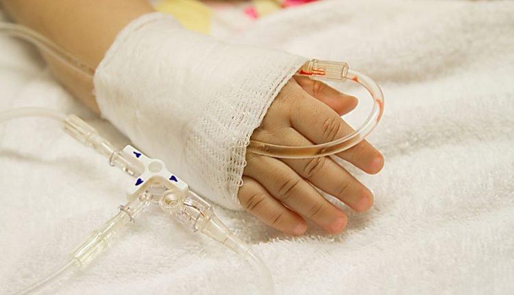 Глубокие ожоги: в Днепре однолетний ребенок облился кипятком. Новости Днепра