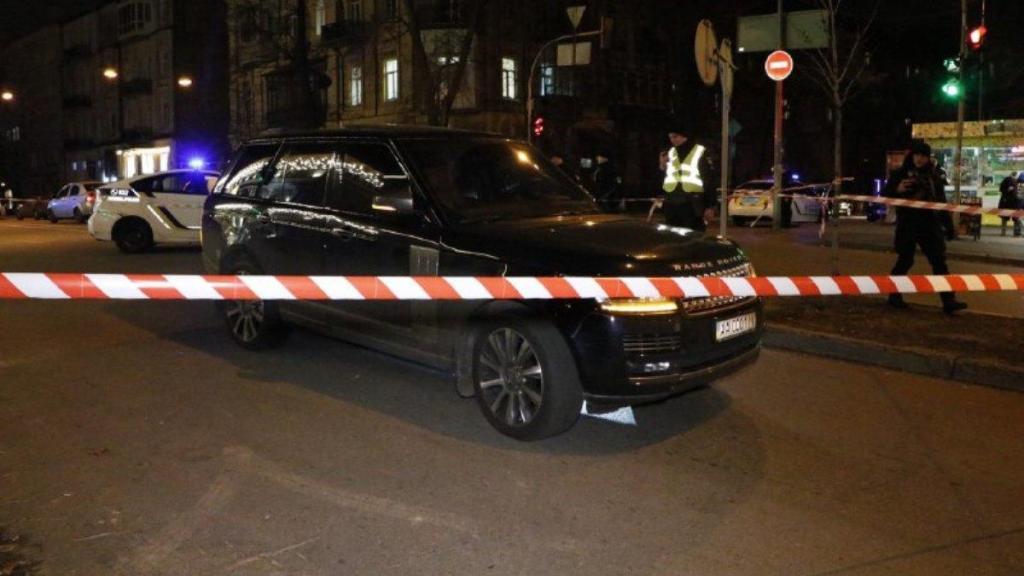 В столице обстреляли машину депутата: погиб 3-летний ребенок. Новости Украины