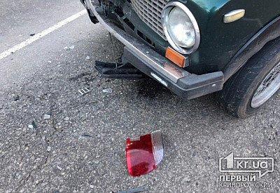 ДТП з двома «легковиками»: постраждала людина. Новини Дніпра