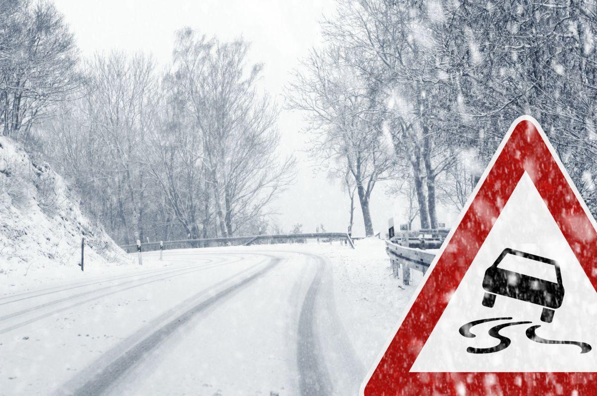 Укравтодор предупреждает: первый снег «ударит» по области довольно сильно. Новости Днепра