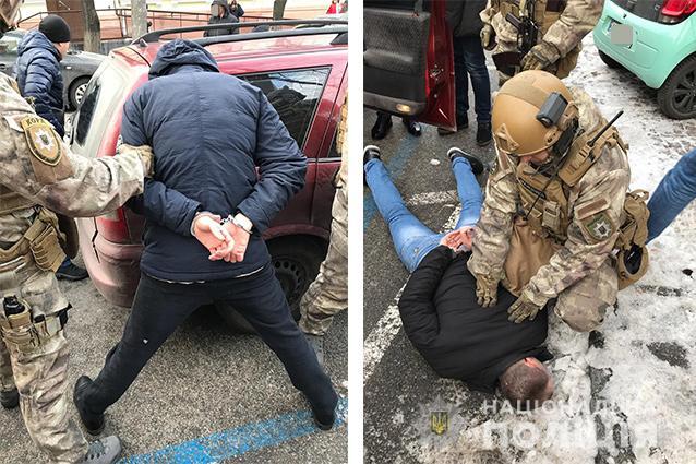Вооруженный спецназ и крики: что происходило в центре Днепра. Новости Днепра