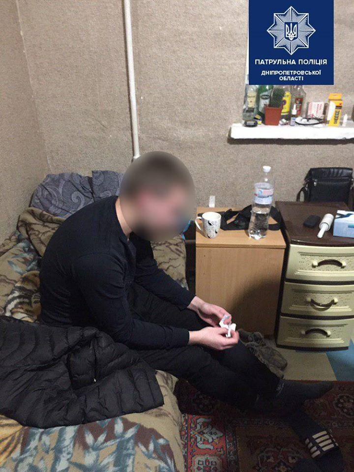 «Я потерялся во времени»: в Днепре подросток получил передозировку наркотиками. Новости Днепра
