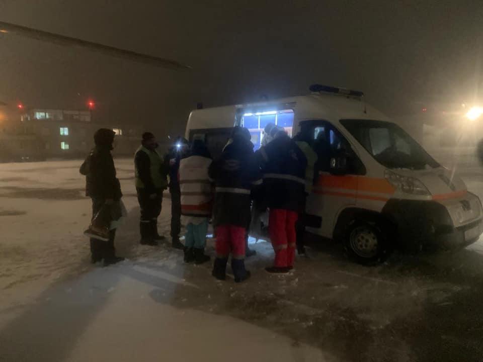 Медики Днепра спасают ребенка, который выпал из окна. Новости Днепра