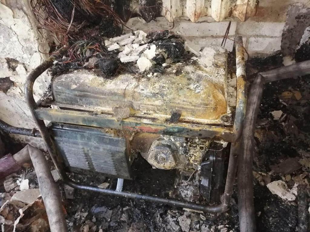 Пожежа в чоловічому монастирі: будівля гасили рятувальники. Новини Дніпра