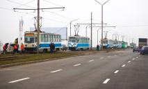 ДТП на мосту в Днепре: движение заблокировано