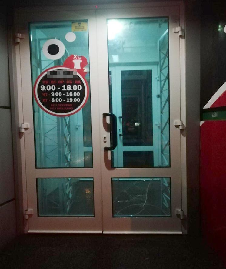 «Не хватало денег»: мужчина пытался ограбить секонд-хенд. Новости Днепра