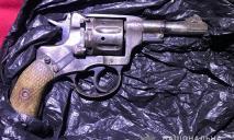 «Хранил для самозащиты»: в Днепре у мужчины обнаружили оружие