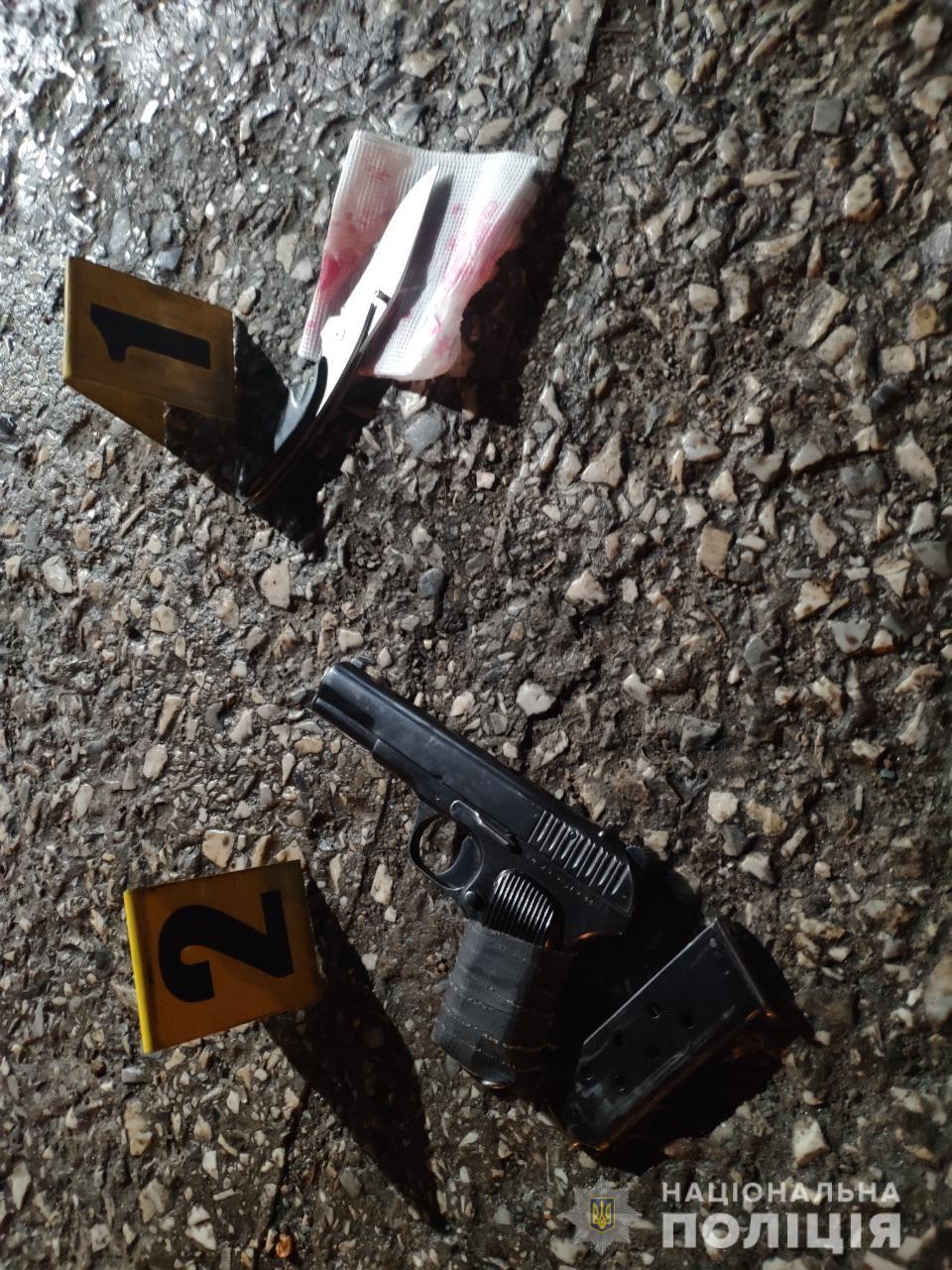 Не поделили очередь: мужчина с ножом и пистолетом напал на покупателей в супермаркете. Новости Днепра