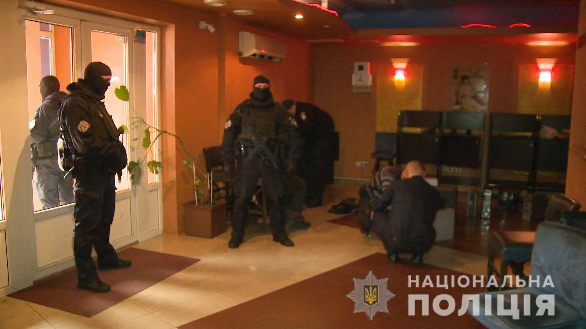 Закрытие игорных заведений: ситуация на сегодняшний день. Новости Украины