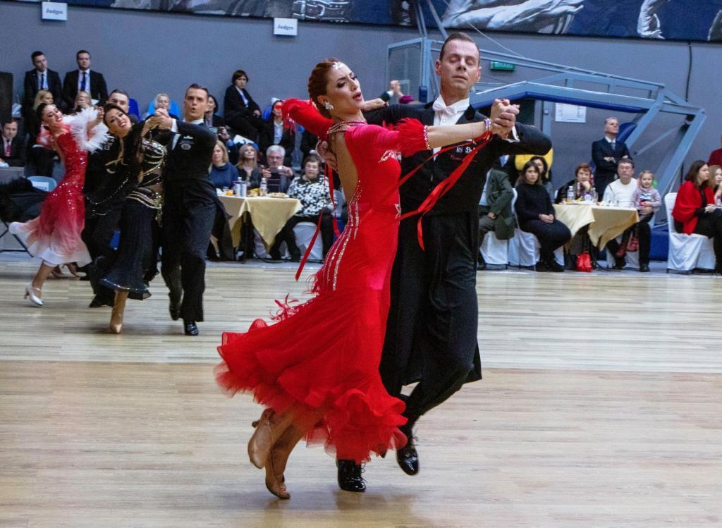 1 500 участников из 25 стран: в Днепре проходит международный турнир по танцам. Новости Днепра