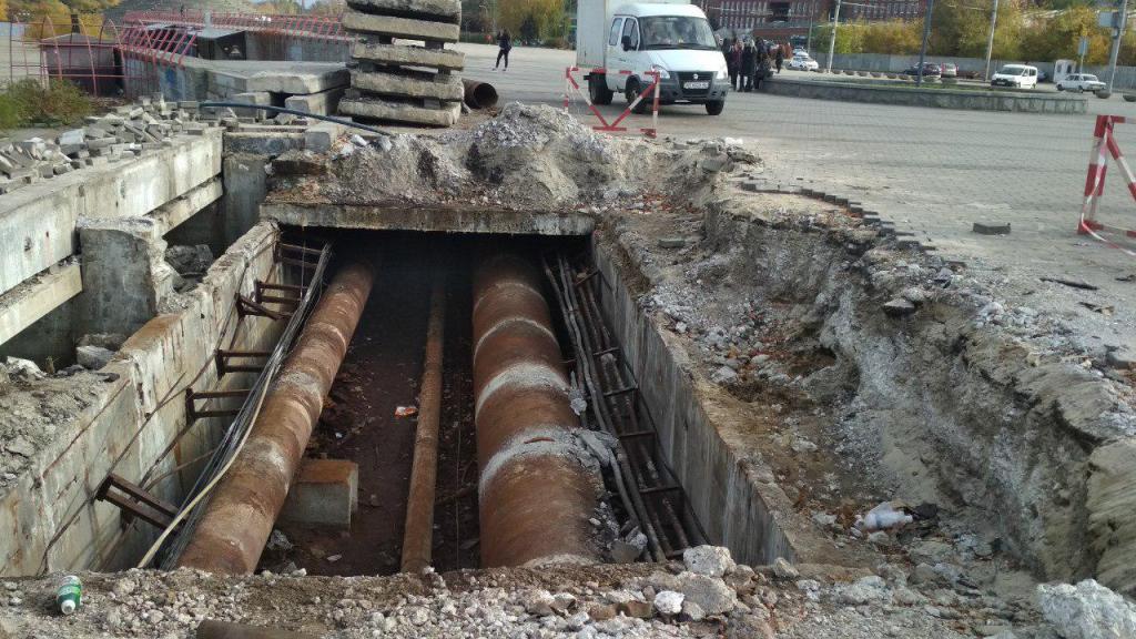 Как строилась набережная Днепра: опубликовано уникальное фото. Новости Днепра