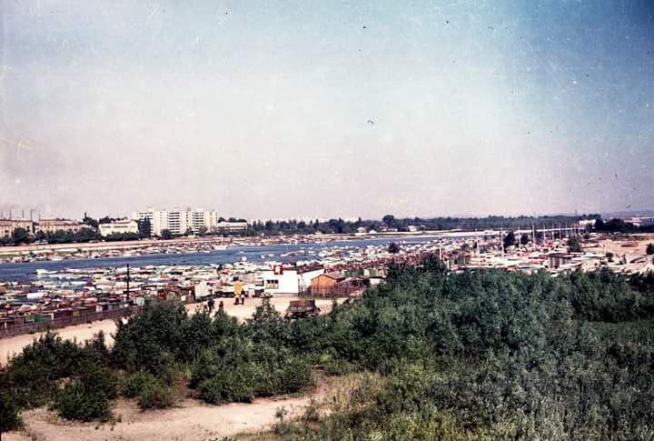 Как в Днепре строились Набережная и Новый мост. Новости Днепра