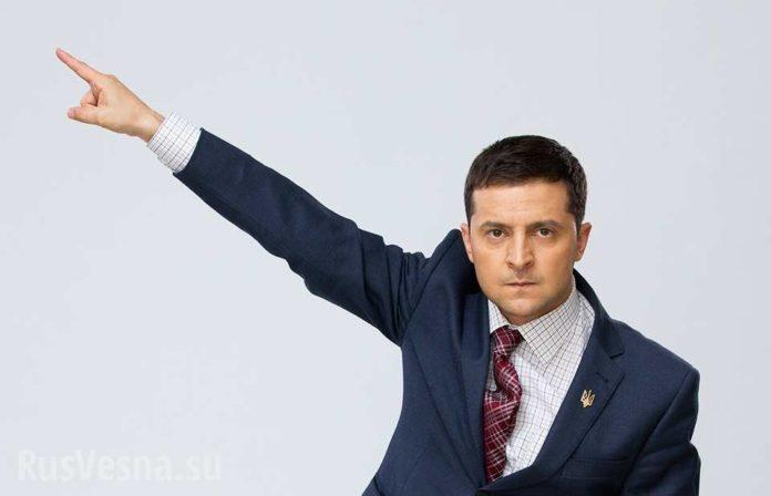 Зеленский предложил официально признать и посадить «воров в законе». Новости Украины