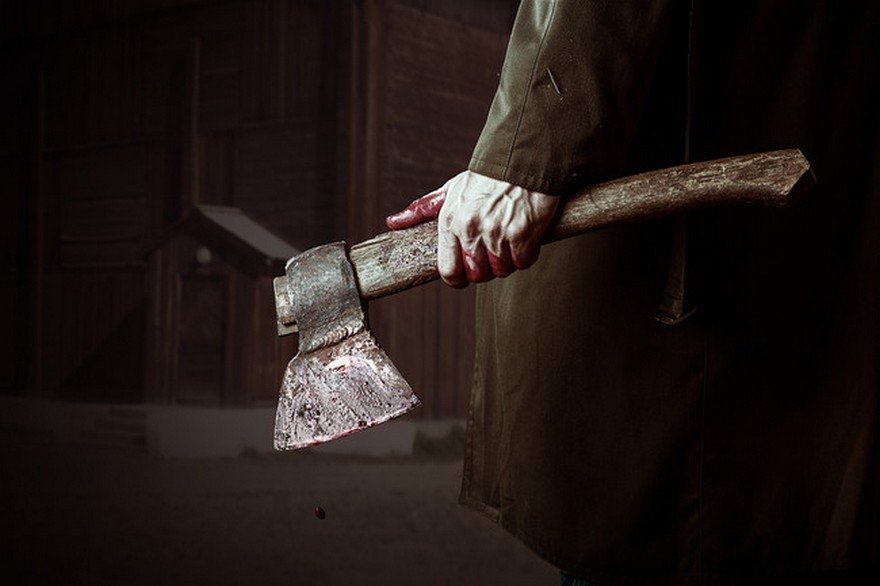 Мужчина топором убил бывшую жену. Новости Днепра