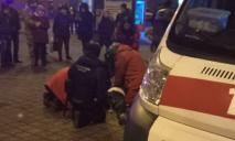Скончался на месте: у вокзала в Днепре умер человек