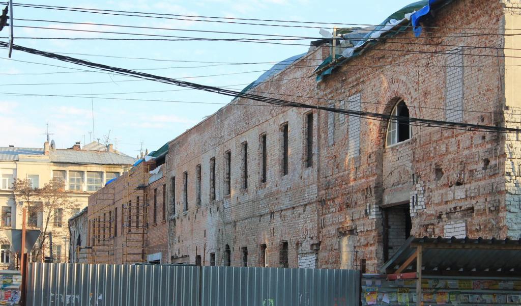 В Днепререставрируют одно из старейших зданий города. Новости Днепра